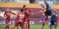 'Ruzie bij Roma: spelers furieus na wegsturen teammanager'