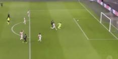 Video: Zahavi zet PSV binnen twee minuten op 0-1 tegen Ajax
