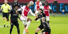 Spectaculaire topper tussen Ajax en PSV eindigt onbeslist