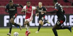 'Ajax en Spartak bereiken akkoord over Promes'