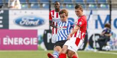 PSV stalt overbodige verdediger Zeegers op huurbasis bij MVV