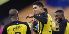 Vitesse zet uitstekende reeks voort en meldt zich naast Ajax