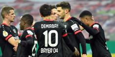 Doelpunt Younes deert Bosz en Leverkusen ditmaal niet