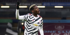 Pogba schiet Man United naar koppositie in Premier League