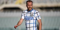Lukaku loodst Inter met Eriksen naar kwartfinales