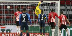 """Dumfries hard voor verliezend PSV: """"Dit was PSV-onwaardig"""""""
