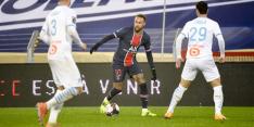 PSG verslaat Marseille en bezorgt Pochettino eerste prijs