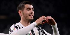 B-team Juventus met hangen en wurgen naar kwartfinales Coppa