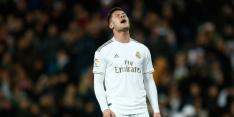 Eintracht haalt Real-miskoop Jovic terug als opvolger Dost