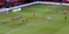 Video: Haller opent Ajax-rekening en scoort bij basisdebuut