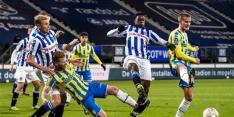 """Heerenveen snakt naar winst: """"Elkaar helpen, niet afvallen"""""""