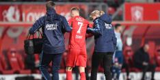 Forse klap Twente en Cerny: rest van het seizoen 'out'