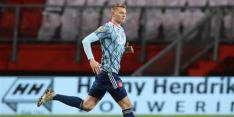 Schuurs vroeg Ten Hag uitleg na plek op de bank tegen Twente