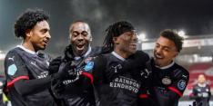 Sensatie in Rotterdam: PSV pakt zege in duel met acht (!) goals