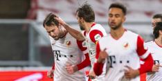 FC Utrecht profiteert optimaal van blunders Heracles