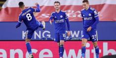 Leicester wint en slaat aanval van verrassend Southampton af