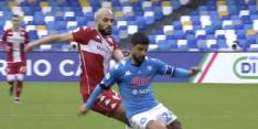Video: Lozano scoort voor Napoli na wereldactie Insigne