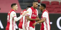 """Gravenberch blij met eerste prijs: """"Ik wil dolgraag bij Ajax blijven"""""""