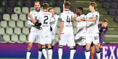 Dost en Lang scoren weer voor winnend Club Brugge
