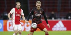 'Feyenoord overweegt verhuren van Jørgensen nog altijd'