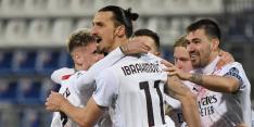 Fenomeen Ibrahimovic is helemaal terug en wijst Milan de weg