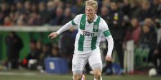 FC Groningen stalt 19-jarige Poll bij FC Dordrecht