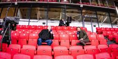 'Van Seumeren gaf na verlies tegen Vitesse uitleg in kleedkamer'