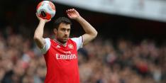 Schoonmaak Arsenal gaat verder: contract Sokratis ontbonden