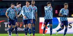 Gewijzigd Ajax knikkert AZ na moeizame zege uit KNVB Beker