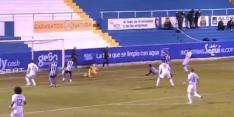 Video: 41-jarige doelman pakt heldenrol en schakelt Real uit