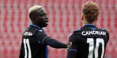 Club Brugge ziet zilverloot binnenvaren door Monaco-deal Diatta