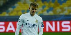 Ødegaard vertrekt opnieuw bij Real voor periode bij Arsenal