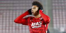 Vraagteken achter naam Stengs richting kraker tegen Feyenoord