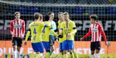 Cambuur herstelt zich met ruime zege op Jong PSV