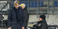 Willem II neemt na tegenvallende resultaten afscheid van Koster