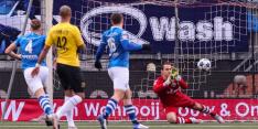 NAC krijgt onder toeziend oog van Sneijder tik in Den Bosch