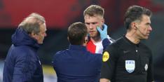 Jørgensen bespreekt Galatasaray-geruchten en oogblessure