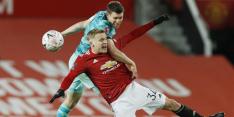Kritiek op Van de Beek: 'Solskjaer verloste hem uit zijn lijden'