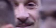 Video: Zlatan zet Zapata op geheel eigen wijze op zijn plek