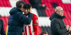Madueke en Gakpo snel terug bij PSV, backs afwezig bij Ajax