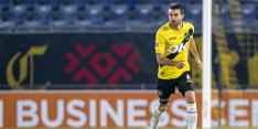 'FC Barcelona richt blik op NAC-verdediger Riera voor B-ploeg'
