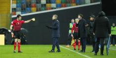 Twee duels schorsing en boete voor misdragende Conte