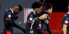 Invaller Mauro Júnior behoedt PSV voor puntenverlies in Emmen