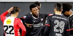 Dumfries haalt opgelucht adem en verwacht 'Feyenoord' te halen