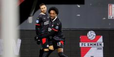 """Mauro Júnior redt PSV in Emmen: """"Vanavond was mijn avond"""""""