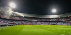 Feyenoord aan kop in veldencompetitie, ADO klimt naar podium