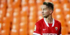 Sevilla stelt CL-ticket veilig en mag blijven op Spaanse titel