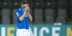 """Giakoumakis velt Vitesse: """"Een totale offday, bij iedereen"""""""
