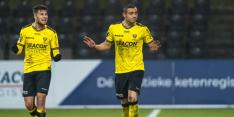 Fenomeen Giakoumakis velt met vier goals eigenhandig Vitesse