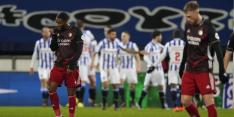 Dramatisch Feyenoord helpt Heerenveen aan broodnodige zege